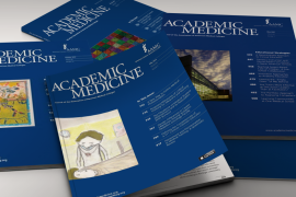 The January issue of Academic Medicine is now available online!