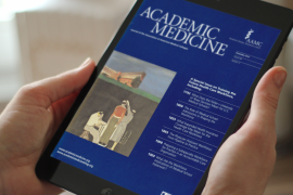 The June issue of Academic Medicine is now available online!