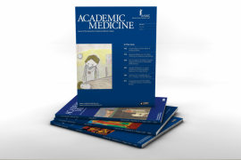 The March issue of Academic Medicine is now available online!