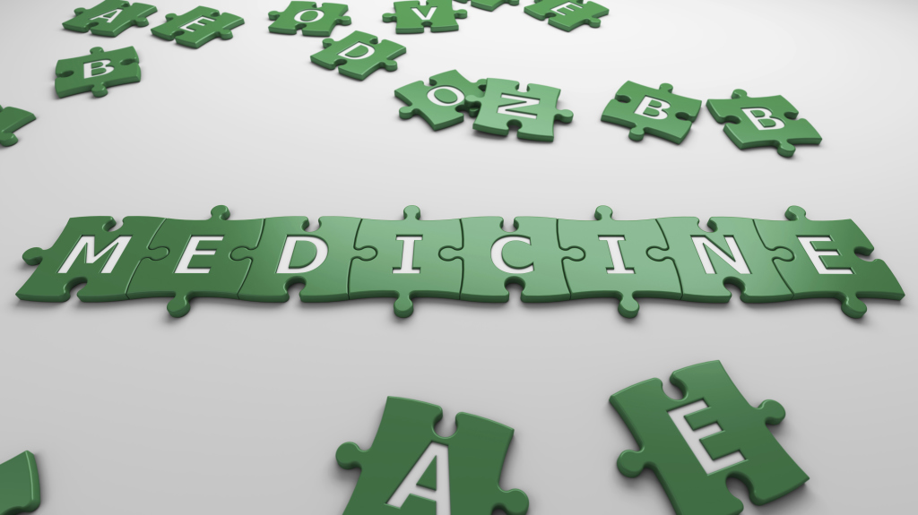 medicine puzzle