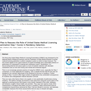 Altmetrics: A New Way to Measure Impact in Scholarly Publishing