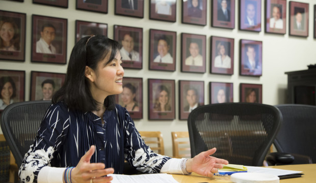 Editorial Board Q&A: Grace Huang, MD