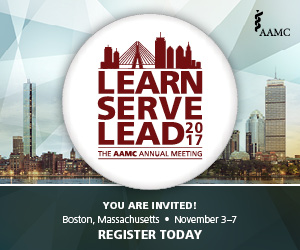 Attending Learn Serve Lead 2017: The AAMC Annual Meeting?