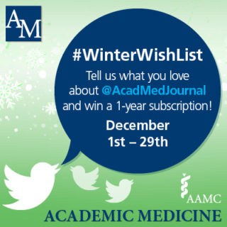 #WinterWishList Contest Rules