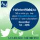 #WinterWishList Contest Rules